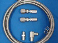 Gotta Show 343250 Heater Hose Kit, GM engine to Ford heater
